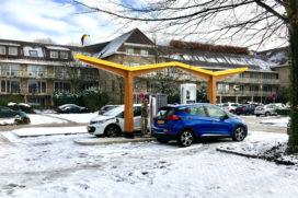 Fastned opent snellaadstation bij Van der Valk in Duitsland
