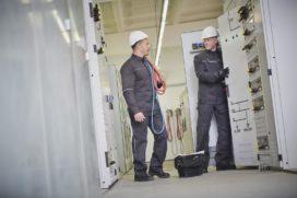 Bescherming tegen thermische risico's van vlambogen