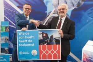 Techniek Nederland en Holland Solar bundelen krachten