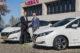 Opslagbatterijen en elektrische deelauto's voor nieuwbouwproject Hooghkamer