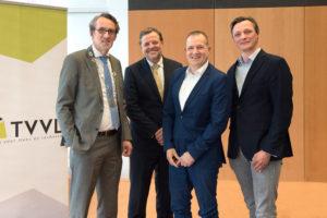 Jaap Dijkgraaf is de nieuwe voorzitter van TVVL