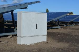 Grote zonneparken steeds vaker uitgevoerd in 800 Vac