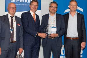 Bredenoord wint award