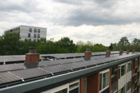 Off-grid accu-opslagsysteem voor appartementen