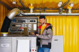 Nieuwe technologie voor elektriciteitsopslag