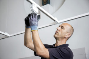 Erkenningsregeling voor installateurs van binnenverlichting