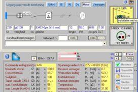NEN 1010: software voor kabelberekeningen