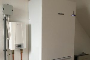 Warmtapwater in een all-electric woning