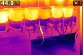 Elektrische installaties inspecteren met behulp van thermografie
