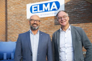 Nieuw directieteam voor Elma